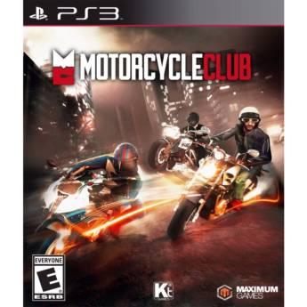 Comprar o produto de Motorcycle Club - PS3 em Jogos Novos pela empresa IT Computadores, Games Celulares em Tietê, SP por Solutudo