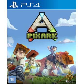 Comprar o produto de PixARK - PS4 em Jogos Novos pela empresa IT Computadores, Games Celulares em Tietê, SP por Solutudo