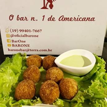 Comprar produto Bolinho de Pernil em Bares - Pubs pela empresa BarOne Bar  em Americana, SP