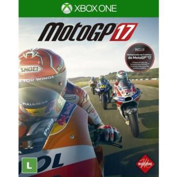 Comprar o produto de MotoGP 17 - XBOX ONE em Jogos Novos pela empresa IT Computadores, Games Celulares em Tietê, SP por Solutudo