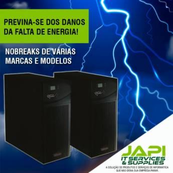 Comprar o produto de Nobreaks em Baterias e Outros em Jundiaí, SP por Solutudo
