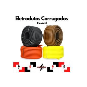 Comprar o produto de Eletrodutos/Curvas Flexível em Materiais Elétricos pela empresa Multi Energia Instalações e Materiais Elétricos  em Atibaia, SP por Solutudo