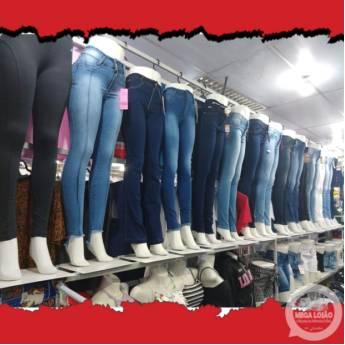 Comprar o produto de RUA- B LOJA 12 - ARIF Modas - Várias Cores & Tamanhos em Moda Feminina pela empresa Mega Lojão do Brás em Jundiaí, SP por Solutudo