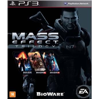 Comprar o produto de Mass Effect Trilogy - PS3 em Jogos Novos pela empresa IT Computadores, Games Celulares em Tietê, SP por Solutudo
