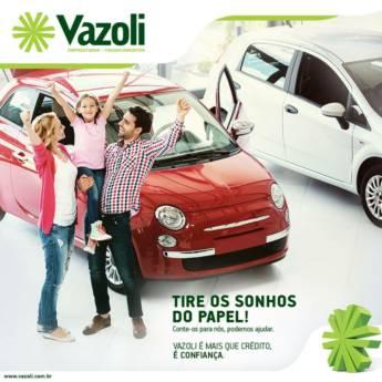 Comprar produto Financiamento de Veículos  em Carros pela empresa Vazoli - Empréstimos e Financiamento em Botucatu, SP