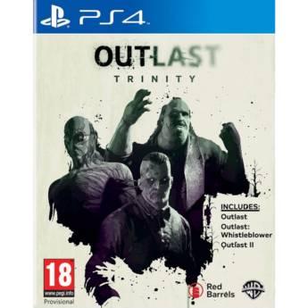 Comprar o produto de Outlast Triity - PS4 em Jogos Novos pela empresa IT Computadores, Games Celulares em Tietê, SP por Solutudo