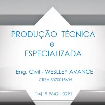 Comprar o produto de Produção Técnica  em Engenharia - Engenheiros em Botucatu, SP por Solutudo