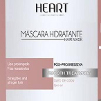 Comprar o produto de MASCARÁ HIDRATANTE TRATAMENTO PÓS PROGRESSIVA HEART 1 KILO em Tratamento em Araçatuba, SP por Solutudo