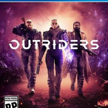 Comprar o produto de Outriders - PS4 em Jogos Novos em Tietê, SP por Solutudo