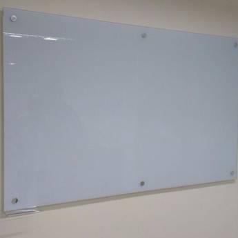 Comprar o produto de Lousas de vidro serigrafado fixada com prolongadores em Casa, Móveis e Decoração em Jundiaí, SP por Solutudo