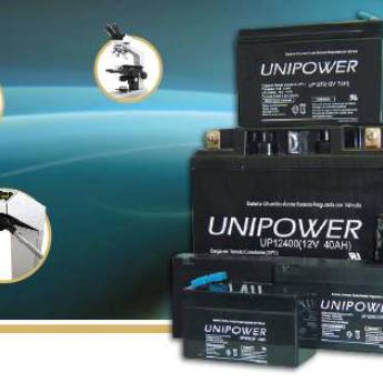 Comprar o produto de Nobreak/UPS-Iluminação Emergencial-Brinquedos-Equipamentos Médicos-Alarme em Selada (Vrla) 12 Volts pela empresa Casa das Baterias Iacanga em Americana, SP por Solutudo