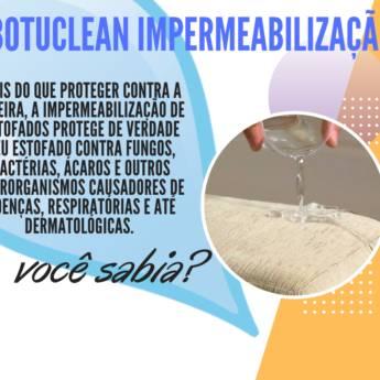 Comprar produto Impermeabilização  em Outros pela empresa Botuclean - Limpeza Profissional de Estofados em Botucatu, SP