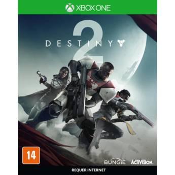 Comprar o produto de Destiny 2 - XBOX ONE em Jogos Novos pela empresa IT Computadores, Games Celulares em Tietê, SP por Solutudo