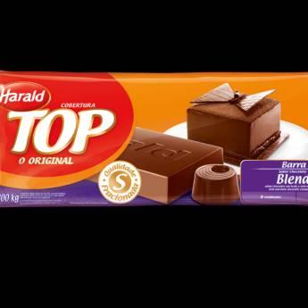 Comprar o produto de Barra Chocolate Harald Blend em Alimentos e Bebidas pela empresa Eloy Festas em Jundiaí, SP por Solutudo