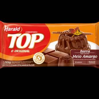 Comprar o produto de Barra Chocolate Harald Meio Amargo em Alimentos e Bebidas pela empresa Eloy Festas em Jundiaí, SP por Solutudo