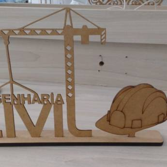 Comprar o produto de Mini Totem  em Artesanato em Aracaju, SE por Solutudo