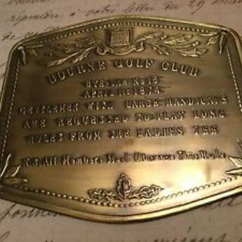 Comprar o produto de Placa de Bronze Decorada em A Classificar em Bauru, SP por Solutudo