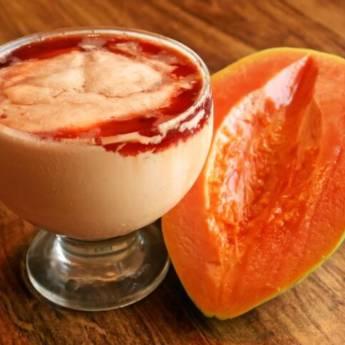 Comprar o produto de Creme de papaya  em Sobremesas em Atibaia, SP por Solutudo