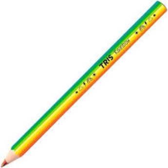 Comprar o produto de Lápis Rainbow Tris em Papelarias em Jundiaí, SP por Solutudo