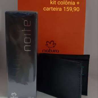 Comprar o produto de Kit Natura Noite Colônia +Perfume em A Classificar em Bauru, SP por Solutudo