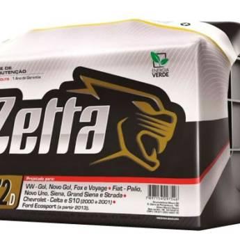 Comprar o produto de Bateria Zetta em Baterias em Americana, SP por Solutudo