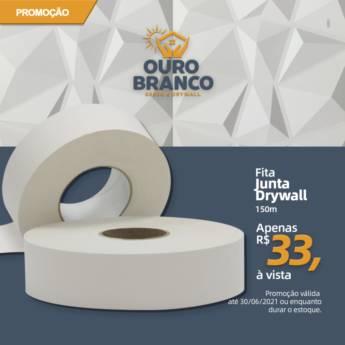 Comprar o produto de Fita de Papel para Drywall em Gesso em Foz do Iguaçu, PR por Solutudo