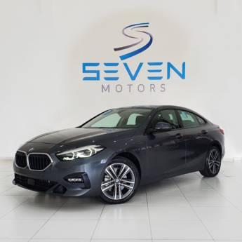 Comprar o produto de BMW 218I 1.5 16V 4P GRAN COUPE SPORT GP AUT. - 2020/2021 em Carros em Botucatu, SP por Solutudo
