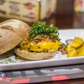 Comprar o produto de Lanche • New York em Lanches pela empresa Old Home Burger Gourmet  em Atibaia, SP por Solutudo