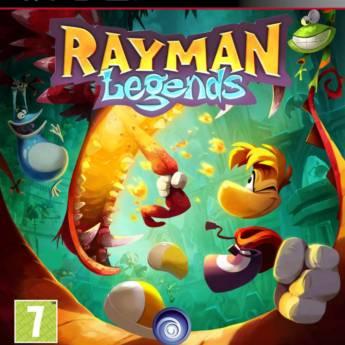 Comprar o produto de Rayman Legends - PS3 (usado) em Jogos Usados em Tietê, SP por Solutudo