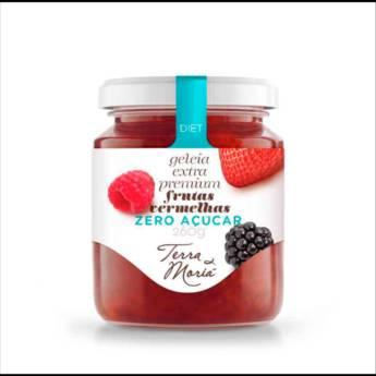 Comprar o produto de Frutas Vermelhas  em Diet /0% açúcar em Atibaia, SP por Solutudo