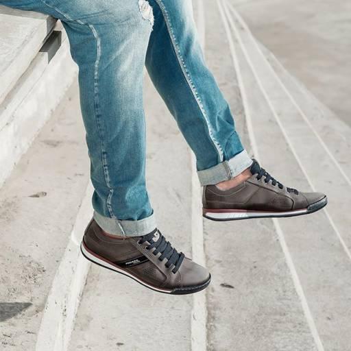 Calçados Pegada Shoes por Lojas Conceito Confecções e Calçados - Vestindo e Calçando Toda a Família
