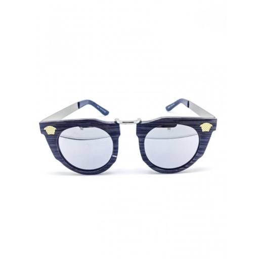 Comprar o produto de Óculos De Sol Di Fiori Beach Prata S951 em Outros pela empresa Ótica Di Fiori em Jundiaí, SP por Solutudo