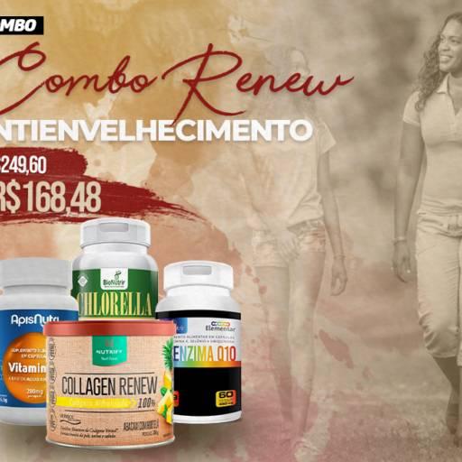 Combo Anti Envelhecimento  em Foz do Iguaçu, PR por Modo Fitness - Loja Virtual