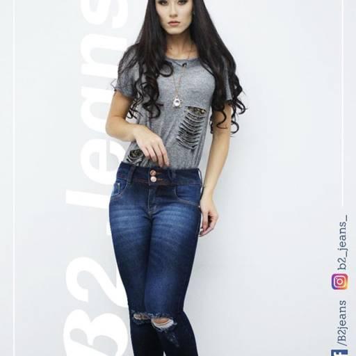Comprar o produto de jeans masculino em Calças Jeans pela empresa Lojas Conceito Calçados e Acessórios - Vestindo e Calçando Toda a Família em Atibaia, SP por Solutudo