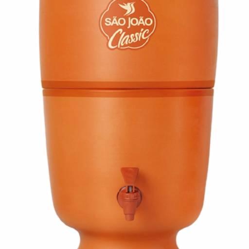 Comprar o produto de Filtro São João Classic 6L  em Outras Marcas pela empresa Lojão dos Filtros em Aracaju, SE por Solutudo