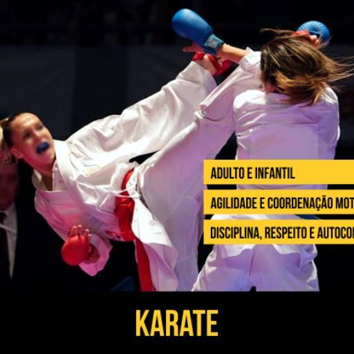 Comprar o produto de Aulas de Karatê Shotokan em Aulas e Cursos Esportivos pela empresa CROWNED - Academia de Luta em Jundiaí, SP por Solutudo