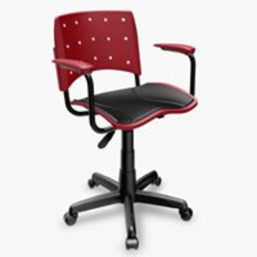 Comprar o produto de Cadeira de Escritório em Giratória pela empresa Cirineu Móveis em Foz do Iguaçu, PR por Solutudo