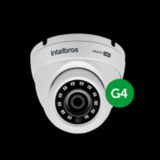 Câmera infravermelho Multi HD VHD 3120 D G4 Intelbras em Jundiaí, SP por Nksec Segurança e Tecnologia
