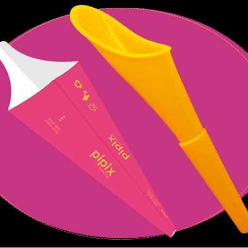 Comprar o produto de Pipix - Funil Urinário (Reutilizável) em Urinol Feminino pela empresa Trilha dos Aromas em Atibaia, SP por Solutudo