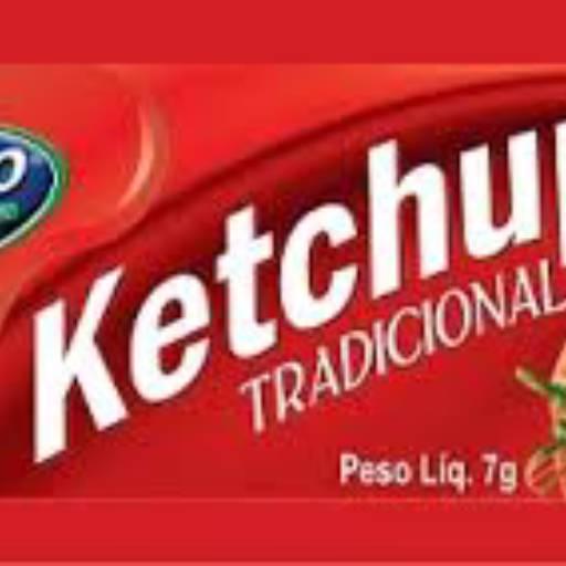 ketchup Lanchero Sachê com 190/7g cx por TRESKOS
