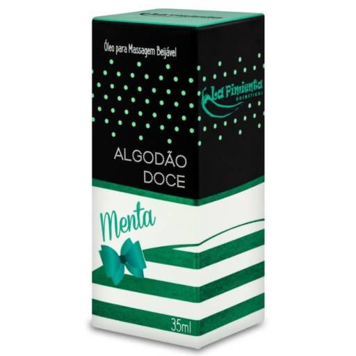 Comprar o produto de ALGODÃO DOCE - SABOR MENTA em Óleos pela empresa Prince Sexy Hot em Aracaju, SE por Solutudo