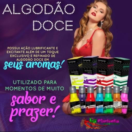 Comprar o produto de ÓLEO BEIJÁVEL ALGODÃO DOCE - SABOR MENTA em Óleos pela empresa Prince Sexy Hot em Aracaju, SE por Solutudo