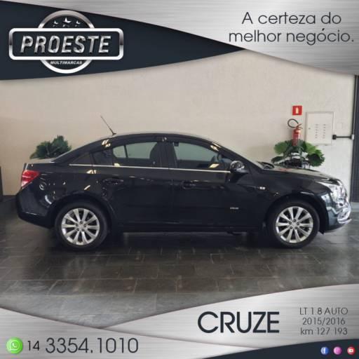 CRUZE LT 1.8 AUTO em Botucatu, SP por Proeste MultiMarcas