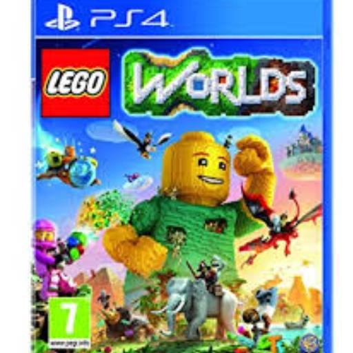 Lego Worlds - PS4 em Tietê, SP por IT Computadores e Games