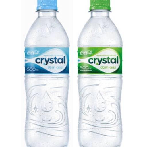 Comprar o produto de Água Crystal  em Alimentos e Bebidas pela empresa Eloy Festas em Jundiaí, SP por Solutudo