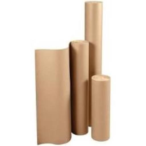 Bobina de Papel kraft 1,20m kg (vendida por kilo, peso pode variar) por TRESKOS