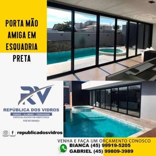 Comprar o produto de Porta mão amiga  em A Classificar pela empresa Intervidros e República dos Vidros em Foz do Iguaçu, PR por Solutudo