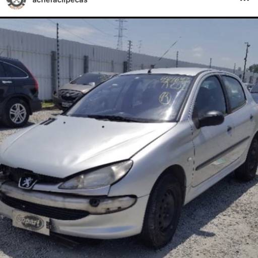 SUCATA PEUGEOT 206 por Ache Fácil Auto Peças