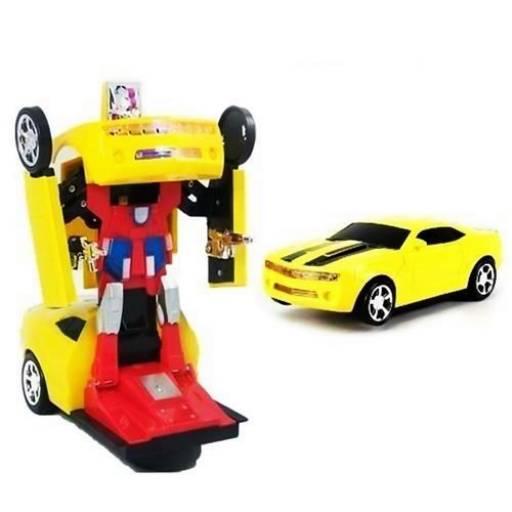 Comprar o produto de Carro Super Robo em Brinquedos e Hobbies pela empresa Lopes Mundo dos Eletronicos em Tietê, SP por Solutudo