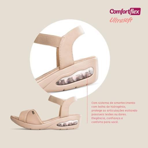 Calçados Comfortflex  por Lojas Conceito Confecções e Calçados - Vestindo e Calçando Toda a Família